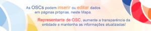 Mapa das OSCs: a organização deve mesmo entrar com os seus dados nesse Portal?